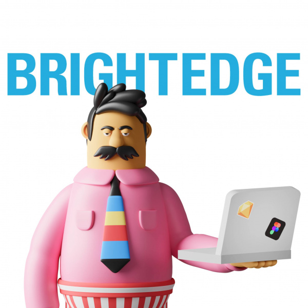 Brightedge ищет UX/UI-дизайнера