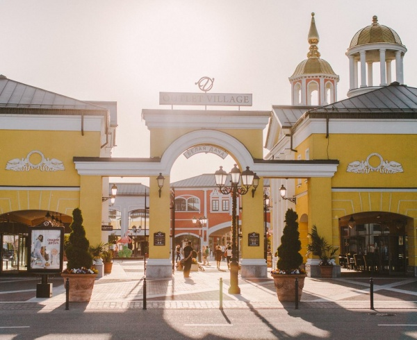Outlet Village Белая Дача ищет графического дизайнера